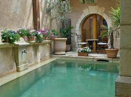 马斯维勒酒店,位于马赛的旅馆
