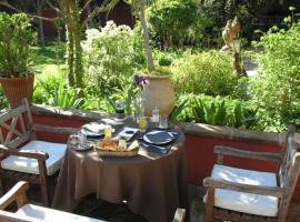 蒙特斯之家住宿加早餐旅馆, Salses-le-Chateau