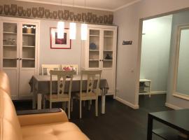 Apartments Belorusskaya Romen Yar