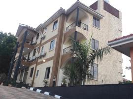 Cactus hillside hotel, Kitgum (Agago附近)