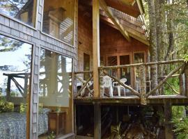 Casa bella en Huilo Huilo