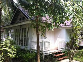 椰青园花园之家度假酒店