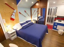 Hotel A. G. Porcillan, 里瓦德奥