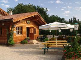 Blockhaus-Ferienpark