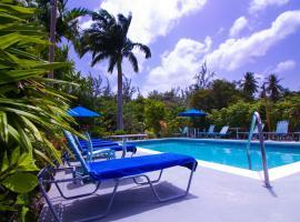 巴巴多斯棕榈园酒店