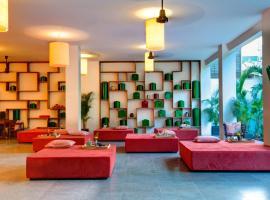 亚洲茶馆城市酒店