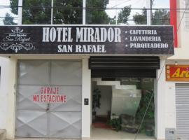 Hotel Mirador San Rafael, Sibundoy