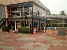 Da 411 Hotel, Ibadan (Afijio附近)