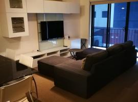 Superb 2 BR East Perth Apartment Location Comfort Space 1