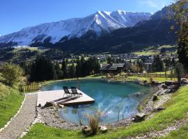 Boutique Hotel Herzhof - Adults Only, 里茨勒恩