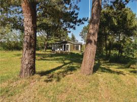 Three-Bedroom Holiday Home in Martofte