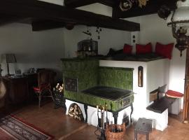 Dům Pod Černou horou