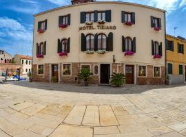 蒂齐亚诺酒店