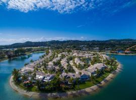 棕榈岛度假酒店