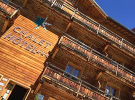 蒙塔纳夏雷酒店, 勒索兹