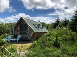 Leverburgh Tiny-House Puffin at Northton, Isle of Harris, Leverburgh