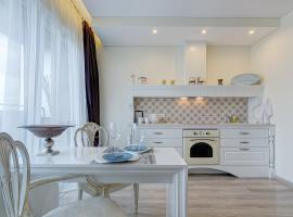 Bright apartment near Akropolis