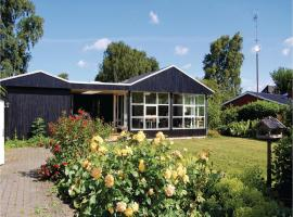 Three-Bedroom Holiday Home in Sjolund