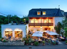 约翰尼舍夫葡萄酒咖啡厅和旅馆