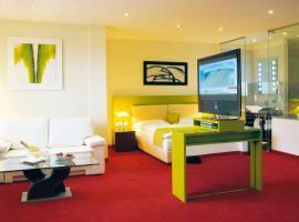 伯斯维德餐饮酒店,位于哈特贝格的酒店