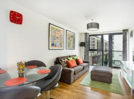 Beautiful, Secure, 2-bedroom Canal-side Apartment