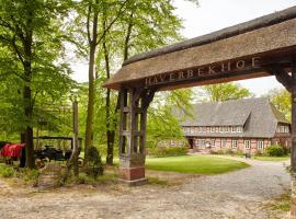 哈瓦贝克霍夫乡村别墅酒店