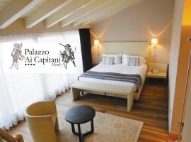 船长宫酒店, 佩斯基耶拉德加达