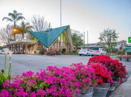 玫瑰园圣路易斯奥比斯波旅馆