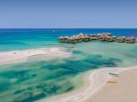 Palafitos Overwater Bungalows at El Dorado Maroma, Gourmet All Inclusive by Karisma - Adults Only,位于普拉亚卡门的度假村