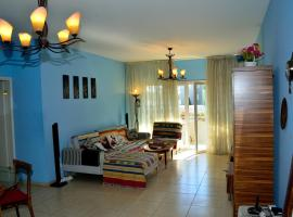 50 meters to the beach 3 bedroom appartment