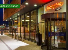 希尔顿汉普顿利物浦市中心酒店