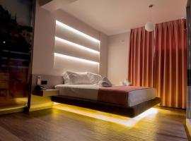 Hotel Pandora Residence, 地拉那