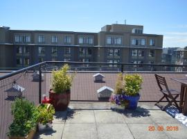 Top Floor Suite At Cityside