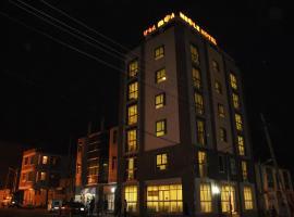 Mekelle Hotel, Mek'elē (Easetern Tigray附近)