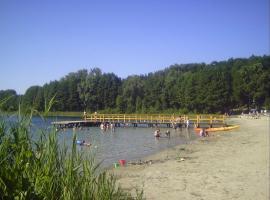 Ferienhaus nahe vom Weissen See