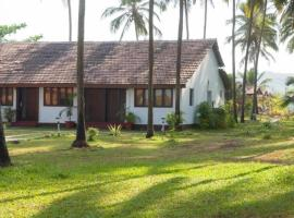 Villa with a pool in Ashvem, Goa, by GuestHouser 41469