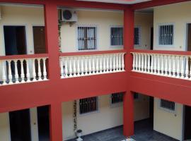 Hotel residence BERGEMADY