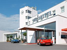 经典摩托世界地区斯图加特V8酒店