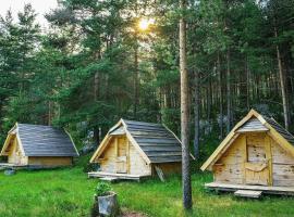 Eco Camp Chalets pod gorom, Žabljak