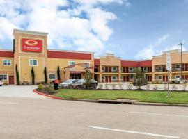 Econo Lodge Inn & Suites Houston Willowbrook