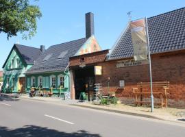 Heinrich's Pension & Cafe-Wirtschaft