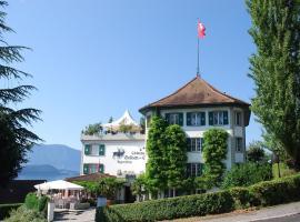 梅尔里斯查岑狩猎城堡 - 瑞士小木屋酒店, 梅尔里斯查岑