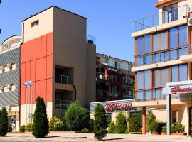 奥涅金&SPA公寓式酒店