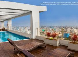 ALU Apartments - Limit with Miraflores