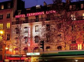 里昂终点酒店,位于巴黎的酒店