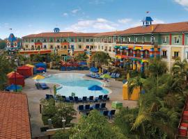 LEGOLAND®加州度假村和城堡酒店