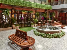 布拉萨利W22酒店