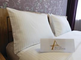 Hotel ATLANTIS near Airport, 第比利斯