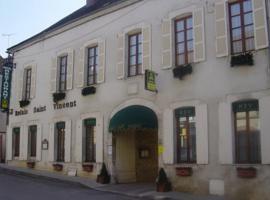 圣文森特乐瑞莱斯酒店, Ligny-le-Châtel