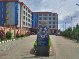 Warri Wetland Hotel, Warri (Okpe附近)